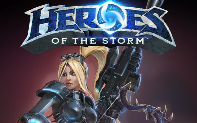 Let's Play #1 (Heroes of the Storm)